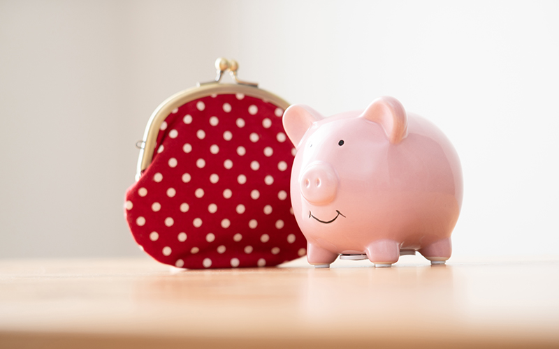 家計に負担をかけることなく通うことができます。